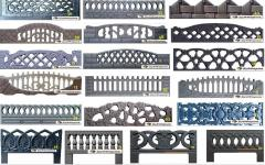ABS, PVC, forms for production