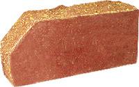 The brick is impressive