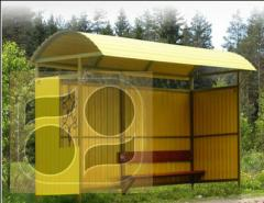 Bus-stops for settlements from the producer