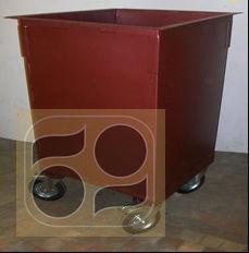 Контейнеры на колесах для мусора