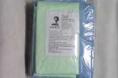 Set obstetric No. 1, disposable, sterile