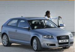Автомобиль легковой Audi A3