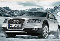 Автомобиль легковой Audi A6 Allroad 4.2 FSI