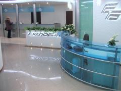 Furniture for banks
