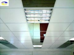 Ceiling metal aluminum