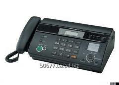 Panasonic KX-FT932UA-B fax machine