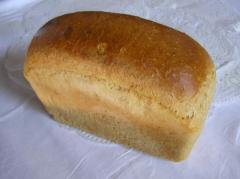 Хлеб формовой Новинка. Производится из пшеничной