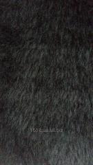 Fur fabric for footwear