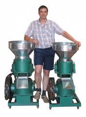 Гранулятор кормов и пелет ГУК-500,можно без двигателя