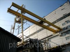 Crane semi-goat / p 16/3,2 t.