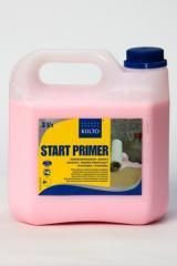 Паркетный клей Kiilto Start Primer грунтовка под