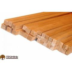 Assembly lath (pine) dry