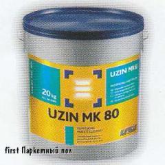 Паркетный клей UZIN клей MK-80S, 17 кг