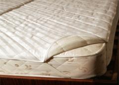 Stripe satin (production Pakistan, 100% cotton)
