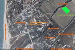 Продаю 70 соток земли в Севастополе. море рядом
