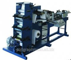 Automatic production line for packing rings Parcel