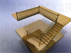 Деревянные лестницы цены