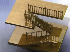Wooden ladders Kharkiv