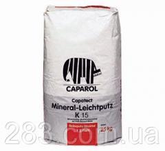Caparol Capatect Mineral Leichtputz 139 К15 1.5мм