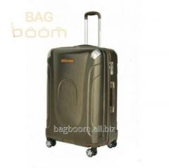 Suitcase plastic 4-wheeled Vip of Collection Mount