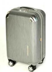 Suitcase plastic 4-wheeled Vip of Collection Mont