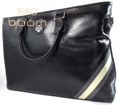 Деловая сумка с отделением для ноутбука Danjue