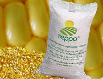 Kukuřice zrno leštěné TERRA č. 3, č. 4