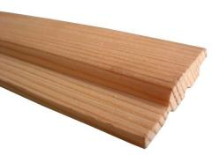 Lining wooden (pine)