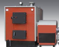 Boilers on solid fuel, heating boilers (coal,