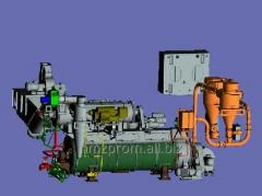 Установка жиромучная РМУ-60 для производства