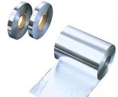 Фольга алюмінієва для впакування