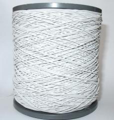 Threads are okruchenny, rubber threads