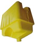 Емкости для опрыскивателей, AGRO-600