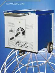 Трансформатор КИ002-500 предназначен для ручной