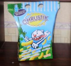Corn sticks 'Hrustik' for boys