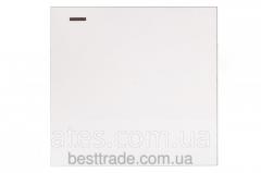 ИК экономичный керамический обогреватель Теплокерамик ТСМ 400 Вт белый