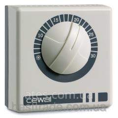 Комнатний термостат,терморегулятор для нагревательных панелей CEWAL RQ 01