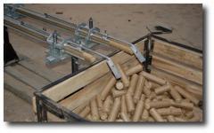 Оборудование для производства биотоплива твердого