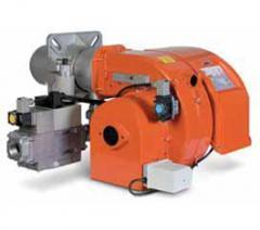 Двухступенчатая газовая горелка  TBG 60 P 50Hz
