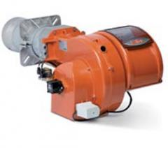 Двухступенчатая газовая горелка TBL 210 P...