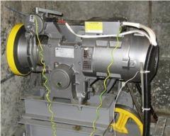 Electric motors for elevators