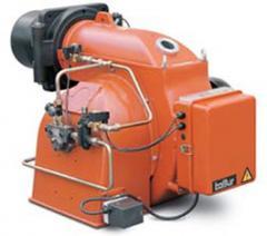 Двухступенчатая газовая горелка BT 250 DSG...
