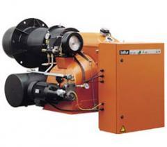 Промышленные двухступенчатые прогрессивные мазутные горелки GI 350 DSPN-D 50Hz