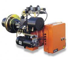 Двухступенчатая прогрессивная комбинированная горелка  COMIST 300 DSPGM 60Hz