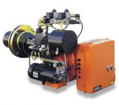 Двухступенчатая прогрессивная комбинированная горелка COMIST 122 DSPGM CE 60Hz