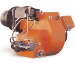Промышленные двухступенчатые прогрессивные комбинированные горелки GI MIST 1000 DSPGM CE 50Hz