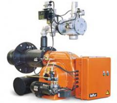 Двухступенчатая комбинированная горелка  COMIST 250 NM 50Hz