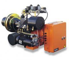 Двухступенчатая прогрессивная комбинированная горелка  COMIST 300 DSPNM CE 50Hz