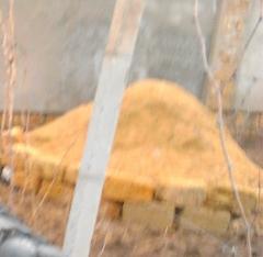 Тырса(высоко-карбонатный песок) с доставкой.