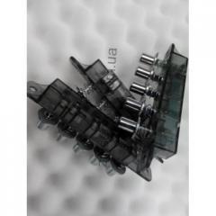 Блок кнопок KQ35-1, KH на вытяжку Pyramida